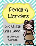 Reading Wonders Companion Pack Grade 3 Unit 1 Week 4