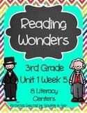Reading Wonders Companion Pack Grade 3 Unit 1 Week 5