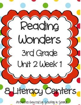 Reading Wonders Grade 3 Unit 2 Week 1