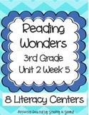 Reading Wonders 2013 Companion Pack Grade 3 Unit 2 Week 5