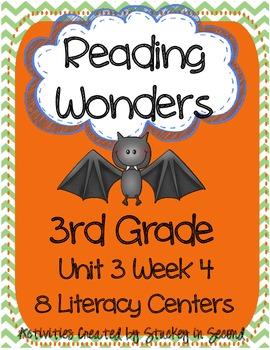 Reading Wonders Companion Pack Grade 3 Unit 3 Week 4