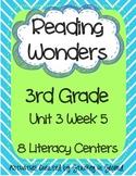 Reading Wonders 2013 Companion Pack Grade 3 Unit 3 Week 5