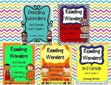 Reading Wonders Grade 3 (Unit 5 Bundle)