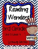 Reading Wonders 2013 Companion Pack Grade 3 Unit 5 Week 4