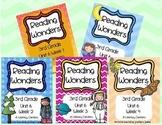 Reading Wonders Companion Pack 3RD GRADE Unit 6 Bundle