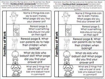 Reading Wonders Gr 2 Unit 1 Wk 5 Leveled Reader Activities