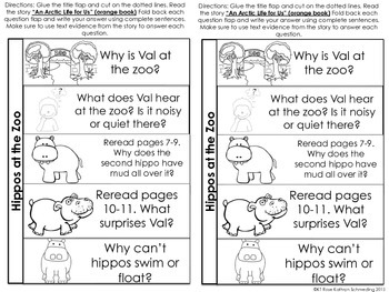 Reading Wonders Gr 2 Unit 2 Wk 1 Leveled Reader Activities