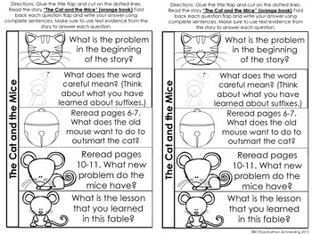Reading Wonders Gr 2 Unit 2 Wk 2 Leveled Reader Activities