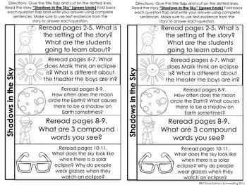 Reading Wonders Gr 2 Unit 3 Wk 2 Leveled Reader Activities