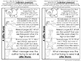 Reading Wonders Gr 2 Unit 4 Wk 5 Leveled Reader Activities