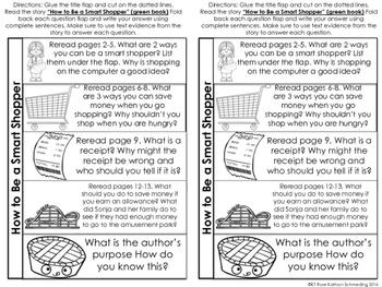 Reading Wonders Gr 2 Unit 6 Wk 4 Leveled Reader Activities