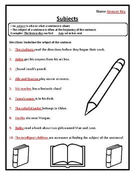 Reading Wonders Grade 2 Unit 1 Week 3 Grammar Practice ...