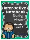 Reading Wonders Grade 2 Unit 2 Interactive Notebook