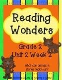 Reading Wonders Companion Pack Grade 2 Unit 2 Week 2