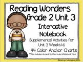 Reading Wonders Grade 2 Unit 3 Interactive Notebook/Anchor Charts