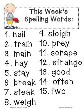 Reading Wonders Grade 2 Unit 3 Week 1