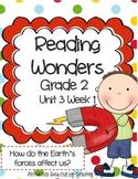Reading Wonders Companion Pack Grade 2 Unit 3 Week 1