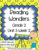 Reading Wonders Companion Pack Grade 2 Unit 3 Week 2