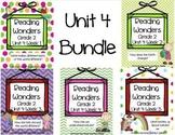Reading Wonders Companion Pack 2ND GRADE Unit 4 Bundle