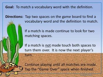 Reading Wonders Grade 2 Vocabulary Unit 2 Week 1