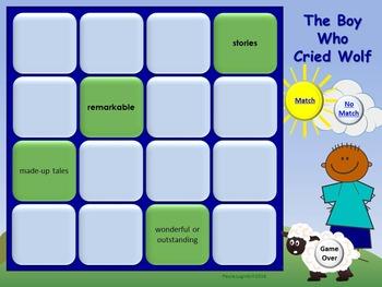 Reading Wonders Grade 2 Vocabulary Unit 2 Week 2