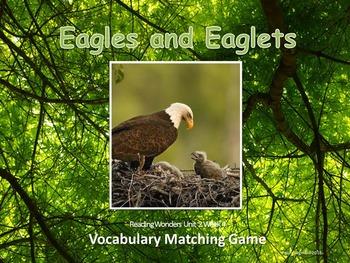 Reading Wonders Grade 2 Vocabulary Unit 2 Week 4
