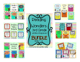 Reading Wonders Companion Pack 3rd Grade FULL YEAR BUNDLE
