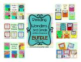 Reading Wonders 3rd Grade FULL YEAR BUNDLE