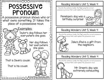Reading Wonders Grade 3 {Unit 5, Week 4}