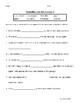Reading Wonders Grade 3 - Vocabulary Test Unit 5 Weeks 1-5
