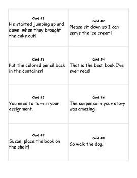 Reading Wonders- Grammar Activity Unit 1 Week 1 Gr.5 Bundle