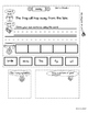 Reading Wonders Interactive Notebook 1st grade_Words to Know Unit 3