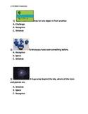 Reading Wonders K Vocabulary Unit 8 Week 3 Assessment
