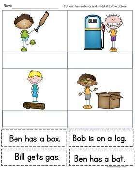 Reading Wonders Kindergarten Unit 6 Week 1