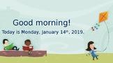 Reading Wonders Lesson PPT Unit 5 Week 3 (2019)