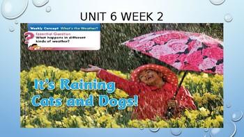 Reading Wonders Lesson PPT Unit 6 Week 2 (2018-2019)