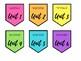 Reading Wonders Leveled Reader Unit Labels (BW & Color)