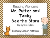 Reading Wonders ~ Mr. Putter and Tabby See the Stars (Unit