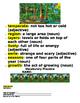 Reading Wonders Rain Forest Literature Packet