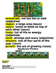 Reading Wonders Rain Forest Literature Packet