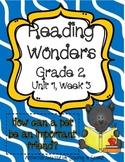 Reading Wonders Companion Pack Grade 2 Unit 1 Week 3