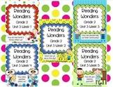 Reading Wonders Grade 2 Unit 3 Bundle (All 5 Weeks!)