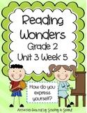 Reading Wonders Companion Pack Grade 2 Unit 3 Week 5