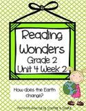 Reading Wonders Companion Pack Grade 2 Unit 4 Week 2