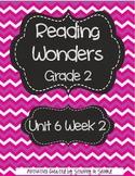 Reading Wonders Companion Pack Grade 2 Unit 6 Week 2