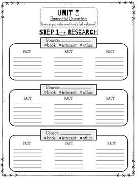 Reading Wonders STEM Challenge: Unit 3 Grade 4