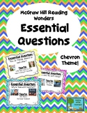 Reading Wonders Second Grade Essential Questions Bundle, C