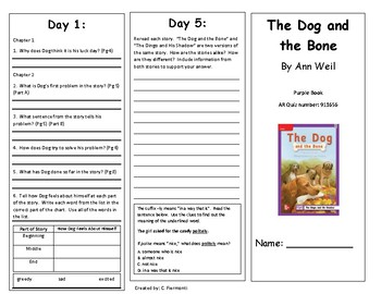 Reading Wonders Second Grade Leveled Reader Brochures Unit 2 W2