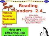 Wonders Reading Second Grade Power Point Unit 2.4