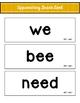 Reading Wonders Second Grade Unit 3 Week 4 Spelling Cards